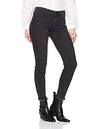 Lee Jeans Scarlett Pitch Black